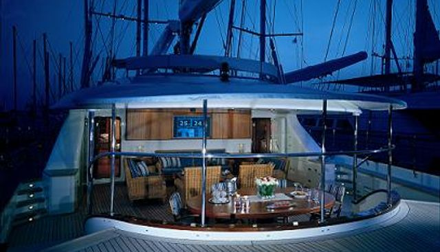 Is A Rose Charter Yacht - 4