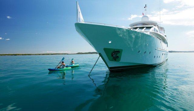 Emerald Lady Charter Yacht - 2