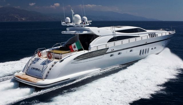 Ancora Charter Yacht