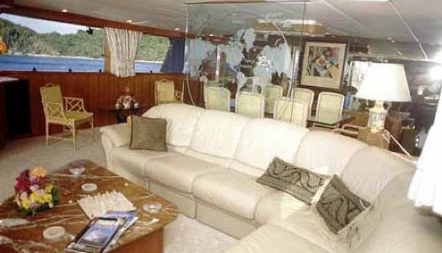 Nataly Charter Yacht - 2