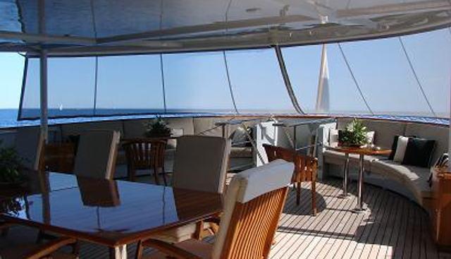 Asteria Charter Yacht - 4