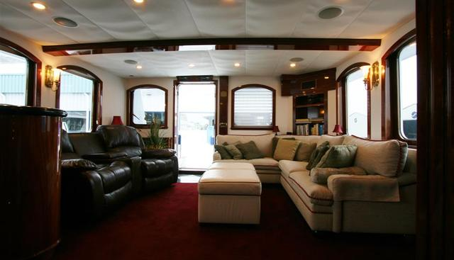 Endurance Charter Yacht - 7