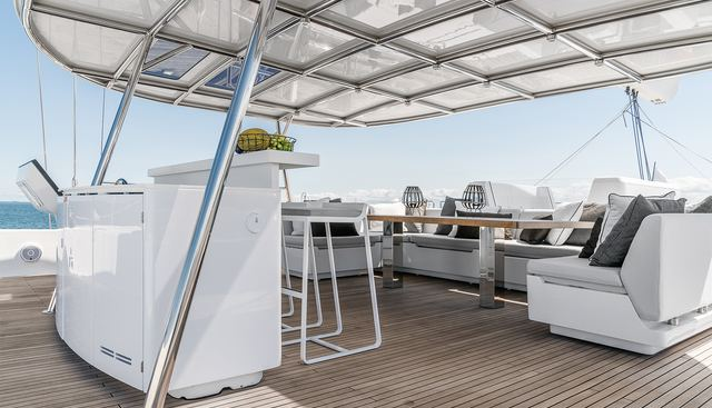 Above Charter Yacht - 4