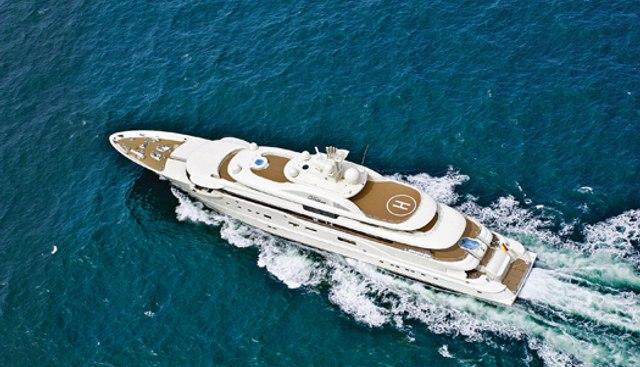 Al Raya Charter Yacht - 3