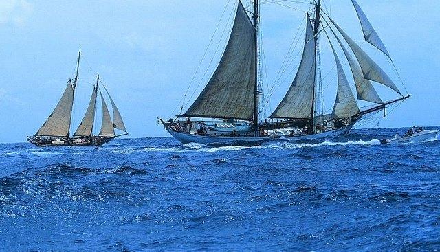 Sir Robert Baden Powell Charter Yacht - 5