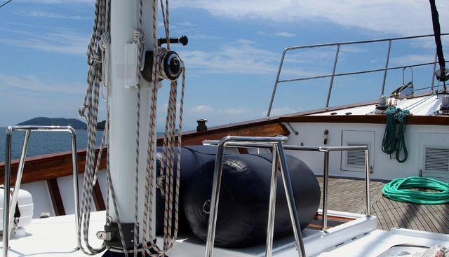 Mestre Belo Charter Yacht - 3