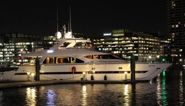 Christella Charter Yacht