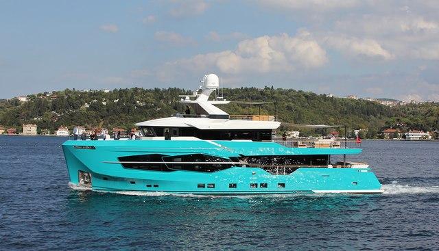 7 Diamonds Charter Yacht