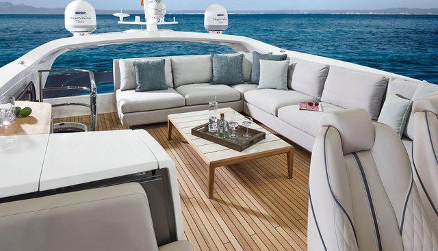 SCORE ONE Charter Yacht - 4
