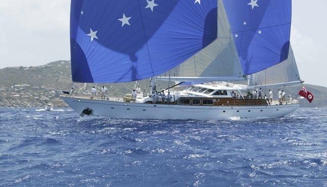 Freedom Charter Yacht