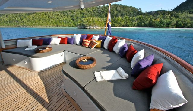 Asteria Charter Yacht - 3