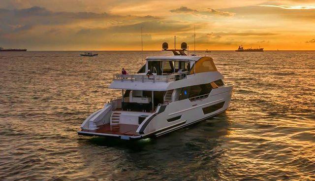 Hold It Flat Charter Yacht - 5