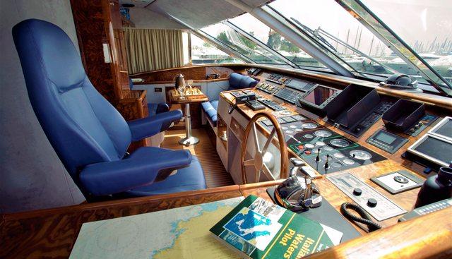 Wish Charter Yacht - 8