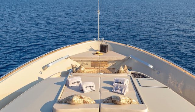 Hammerhead Charter Yacht - 3
