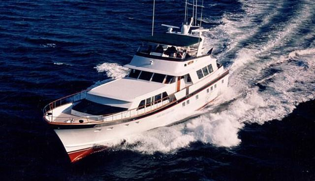 Diday Charter Yacht - 2