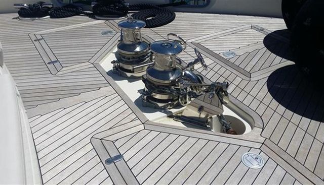 Ferretti 960 Charter Yacht - 8