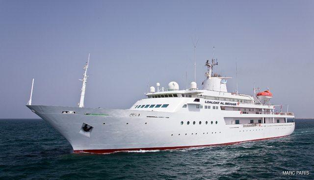 Al Mabrukah Charter Yacht - 3