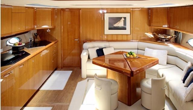Rehab Charter Yacht - 7