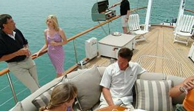 Yonder Star Charter Yacht - 2