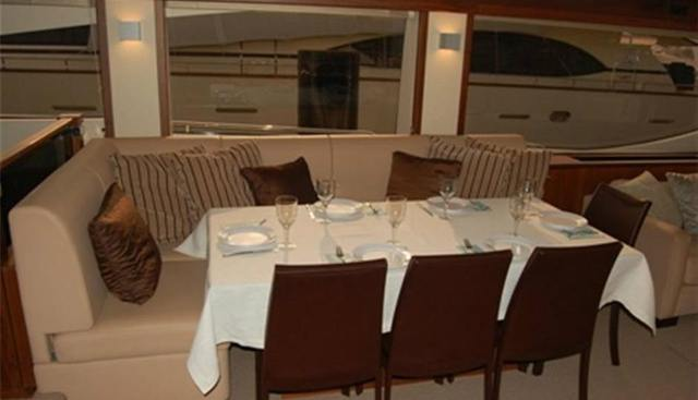 Pacific Conquest Charter Yacht - 3