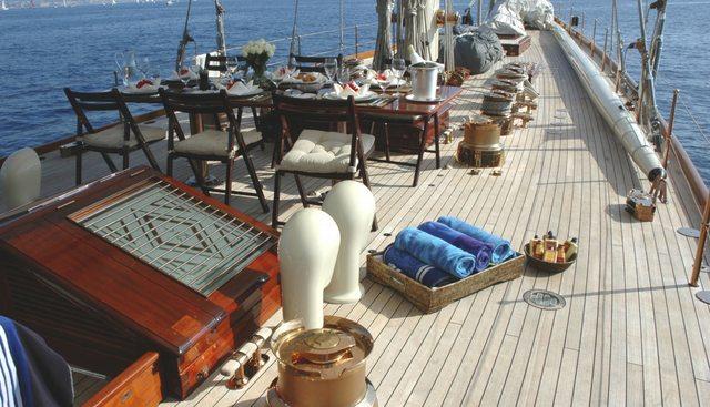 Shamrock V Charter Yacht - 6