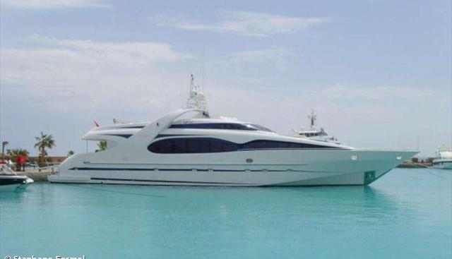 Rheem Charter Yacht