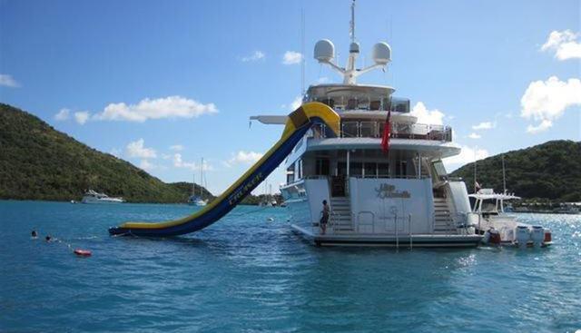 Milk Money  Charter Yacht - 5
