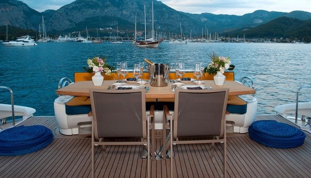 Felicity Charter Yacht - 4