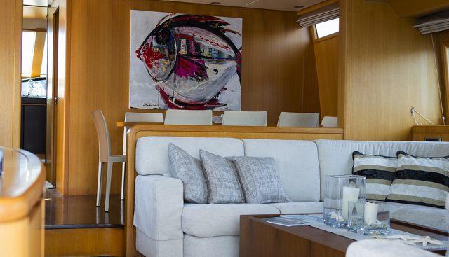 Fos Charter Yacht - 8