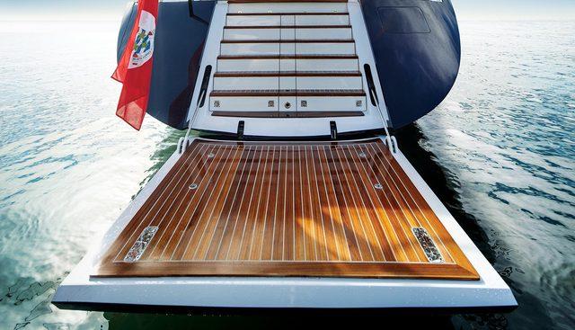 Antares III Charter Yacht - 4