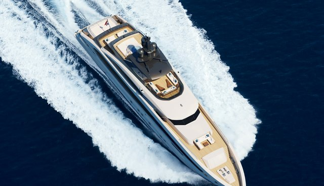 Project Aquamarine Charter Yacht - 7