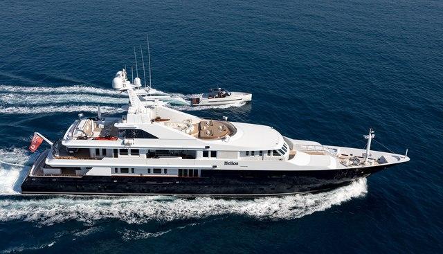 Helios Charter Yacht