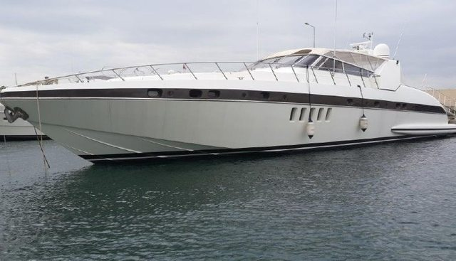 White Eagle Ii Yacht Overmarine Yacht Charter Fleet