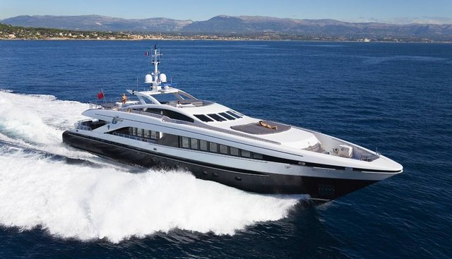 G Force Charter Yacht