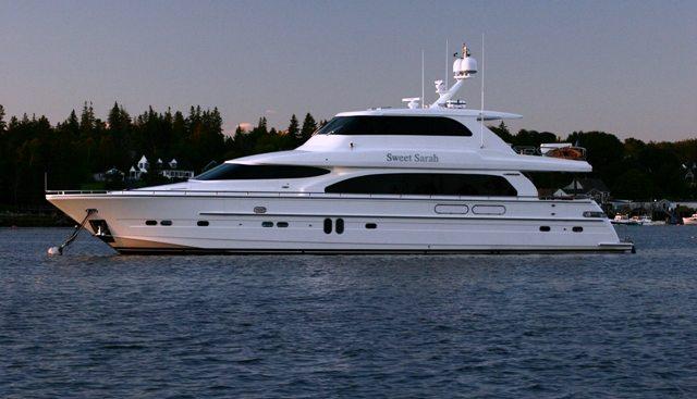 Sweet Sarah Charter Yacht