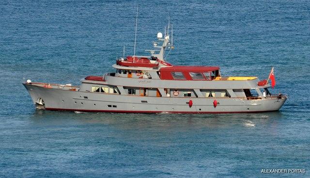 Walanka Charter Yacht