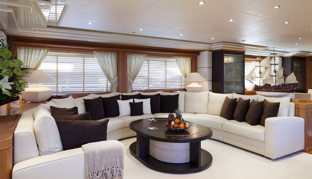 Red Sapphire Charter Yacht - 6