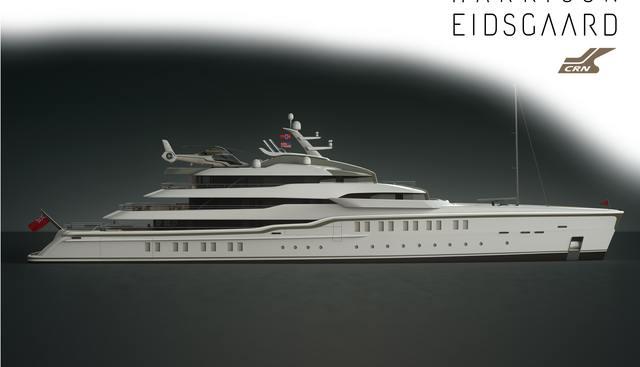 CRN 86 Charter Yacht - 4