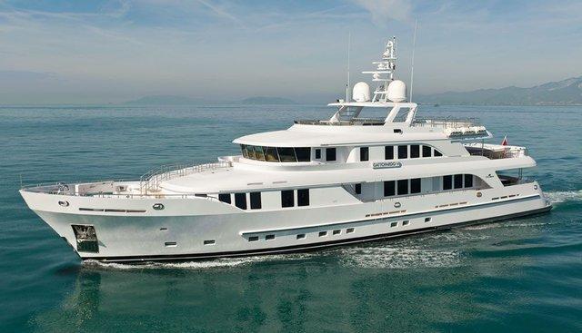 Gattopardo VI Charter Yacht