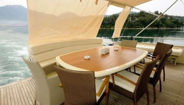 Arzu's Desire Charter Yacht - 4