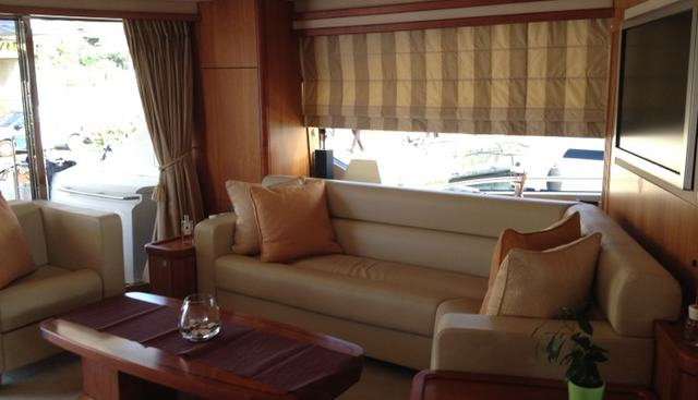 Lusia Charter Yacht - 4