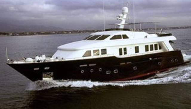 Sarina Charter Yacht