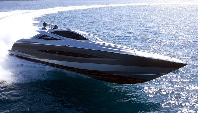 Canados 90 Charter Yacht