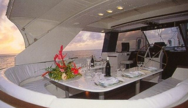 Moonlight of London Charter Yacht - 4
