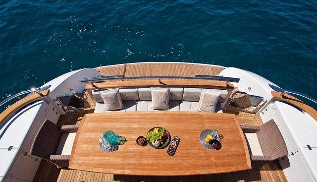 Aubrey Charter Yacht - 5