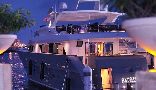 Muses Charter Yacht - 3