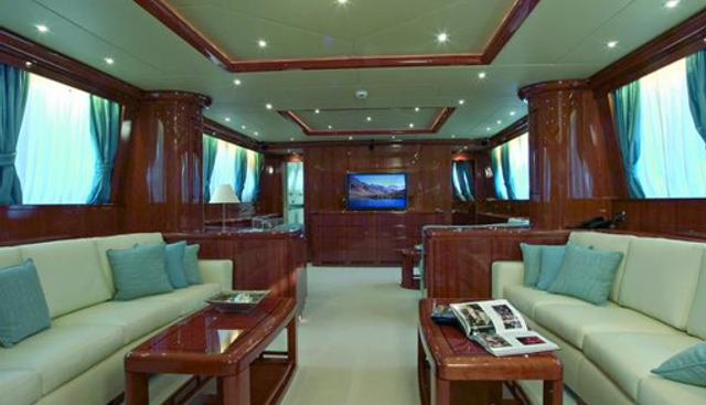 Keoma II Charter Yacht - 4