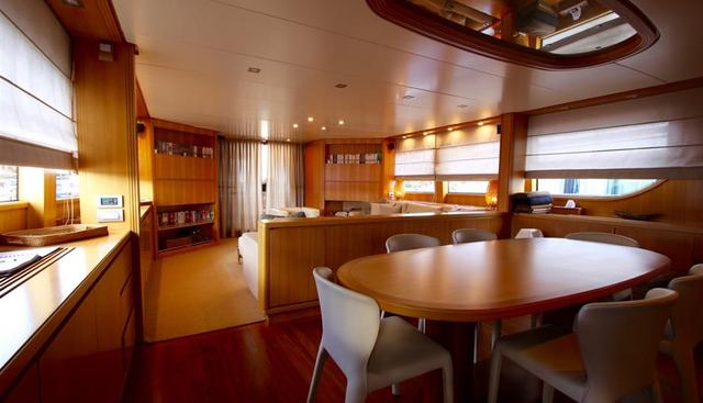 Faster Charter Yacht - 6