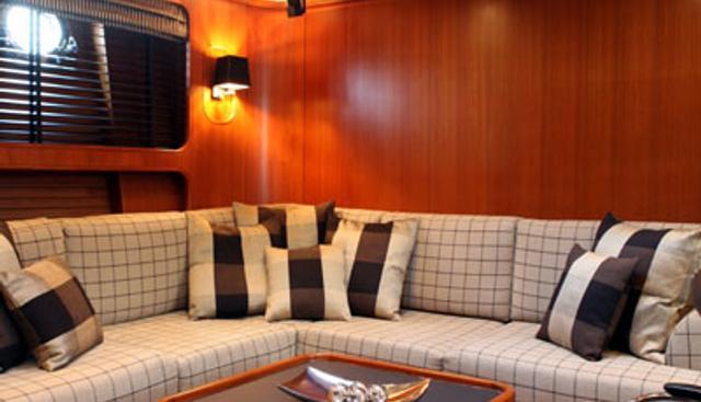 Gitana Charter Yacht - 6