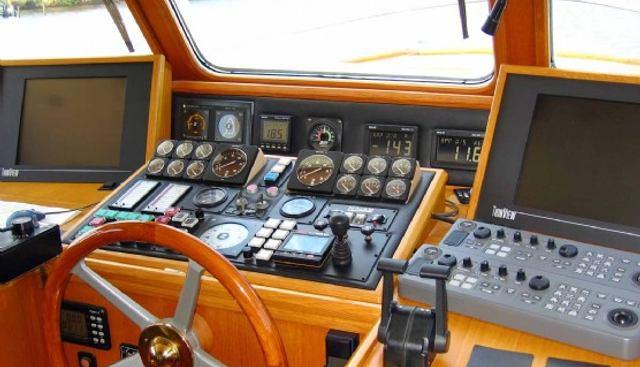 Pelagial Charter Yacht - 5